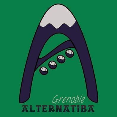 Logo de Alternatiba Grenoble